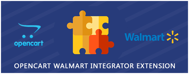 Walmart OpenCart Integration Extension