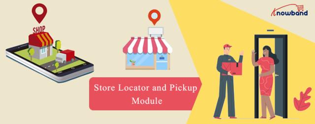 OpenCart Store Locator module