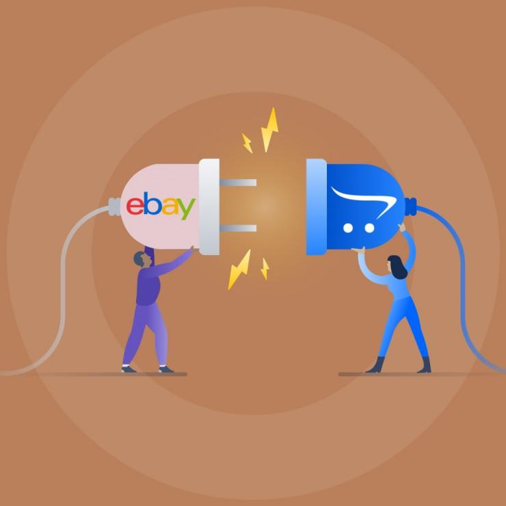 OpenCart eBay Integrator