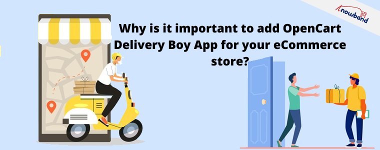 OpenCart Delivery Boy App for eCommerce